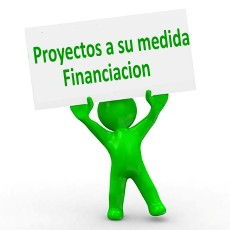 Proyectos a medida-Financiacion
