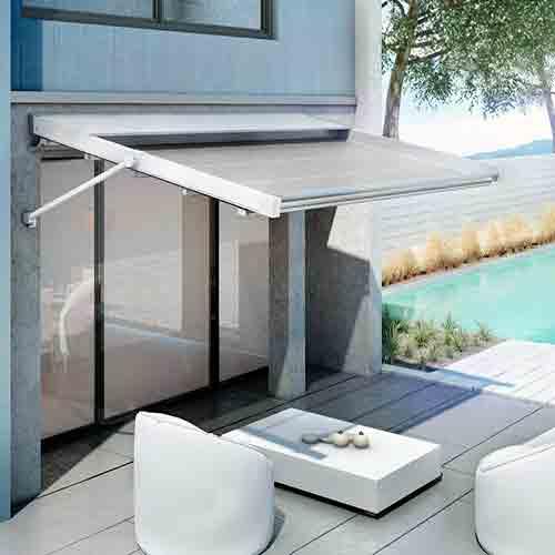 Tipos de toldos para terrazas balcones y ventanas modelos - Techar terraza atico ...
