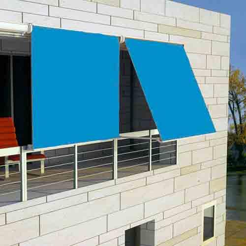 Tipos de toldos para terrazas balcones y ventanas modelos for Accesorios para toldos de balcon