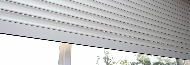 Persianas de plastico enrollables top persiana cortina - Estores enrollables de plastico ...