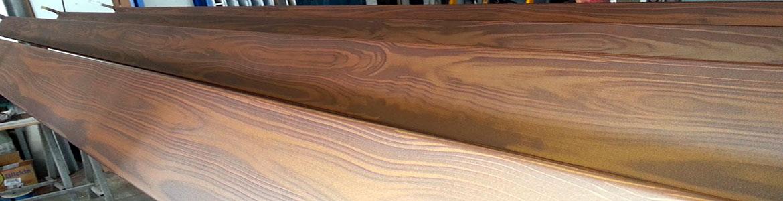 Vigas de madera para pergolas cheap y vigas que aportan - Vigas imitacion madera leroy merlin ...
