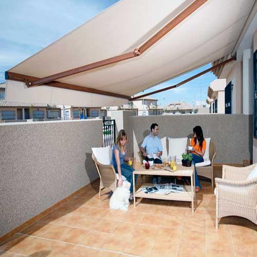 Tipos De Toldos Para Terrazas Balcones Y Ventanas Modelos