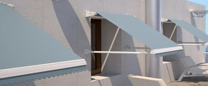 tipos de toldos para terrazas Tipos De Toldos Para Terrazas Balcones Y Ventanas Modelos
